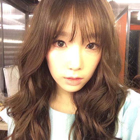Tóc mái thưa -  xu hướng mê hoặc các quý cô Châu Á  - Ảnh 10