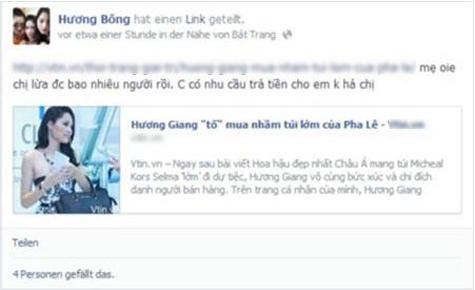 Kinh doanh trên facebook