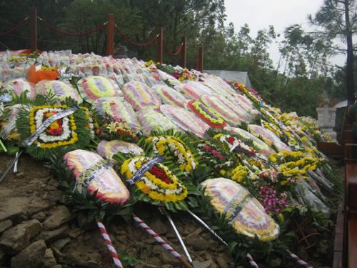 """Hình ảnh khu mộ Đại tướng Võ Nguyên Giáp trước lễ """"49 ngày"""" - Ảnh 10"""