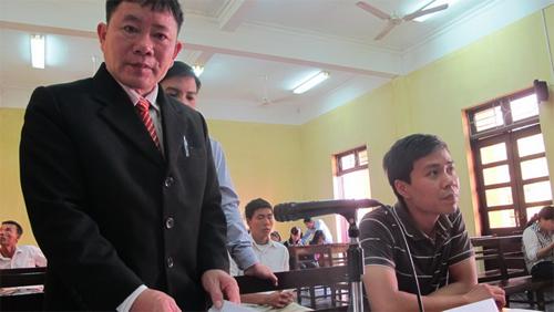 Ông Đoàn Văn Vươn đòi bồi thường hơn 30 tỷ đồng - Ảnh 1