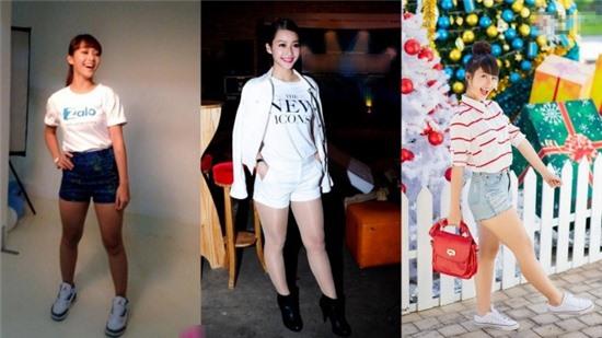 Những khuyết điểm trên cơ thể hot girl Việt