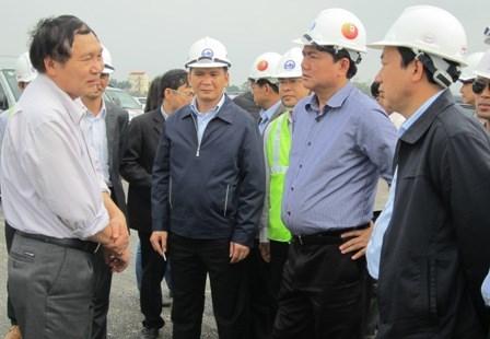 Bộ trưởng Đinh La Thăng: hết