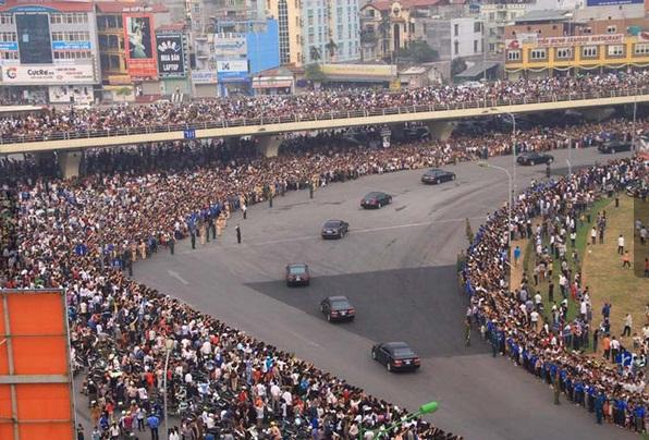 Bức ảnh được chia sẻ nhiều nhất trong 2 ngày Quốc tang Đại tướng Võ Nguyên Giáp 5