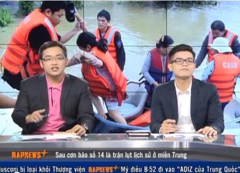 Bản tin Rap 2 của VietnamPlus lại tiếp tục gây bão