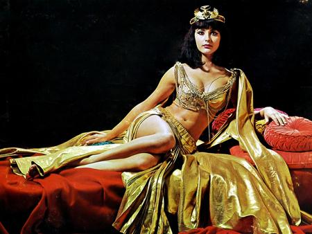 Đồ chơi tinh dục đầu tiên do nữ hoàng Cleopatra chế ra