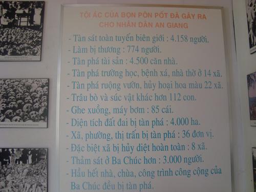 Rợn người nhà mồ nạn nhân Pôn Pốt ở An Giang - Ảnh 8