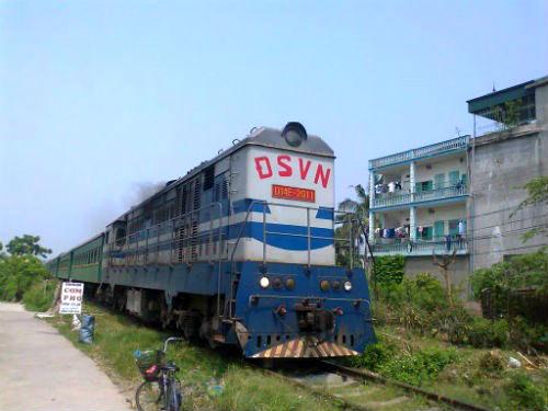 Tạm dừng công tác 4 lãnh đạo cấp cao ngành đường sắt