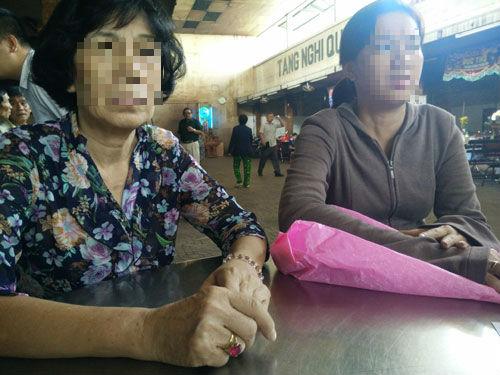 TP.HCM: Tẩm xăng tự thiêu trước trụ sở công an quận