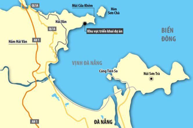 Dừng dự án Trung Quốc trên đèo Hải Vân