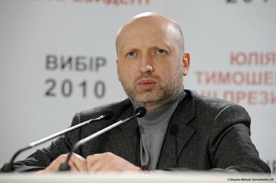 Ukraine bổ nhiệm Tổng thống lâm thời