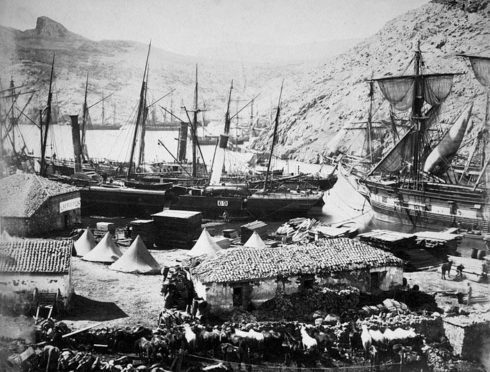 Hình ảnh cuộc chiến lịch sử trên bán đảo Crimea
