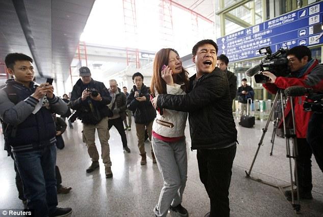 """Hình ảnh ban đầu về vụ máy bay Malaysia """"mất tích"""" - Ảnh 5"""