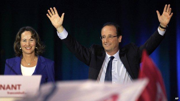 Tổng thống Pháp phê chuẩn bạn gái cũ vào nội các mới