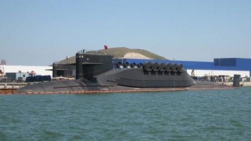 Trung Quốc điều tàu ngầm tên lửa đạn đạo ra đảo Hải Nam - ảnh 1
