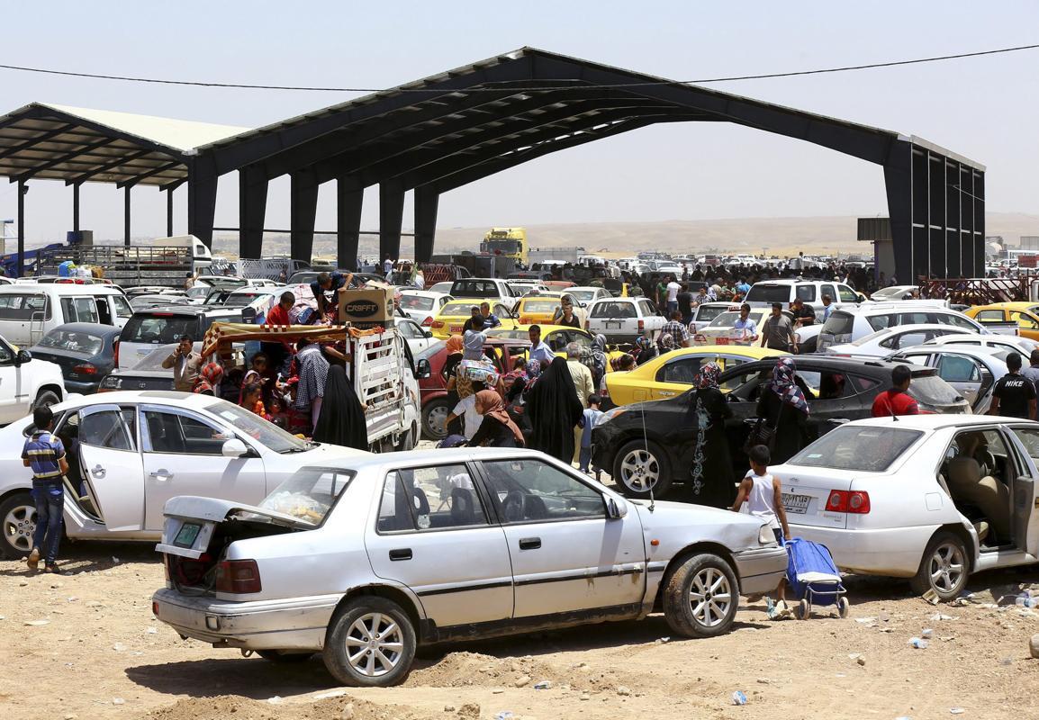 Hình ảnh Mosul sau vụ tấn công khủng bố