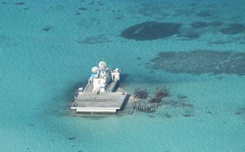 TQ xây đảo nhân tạo để lập vùng phòng không trên Biển Đông