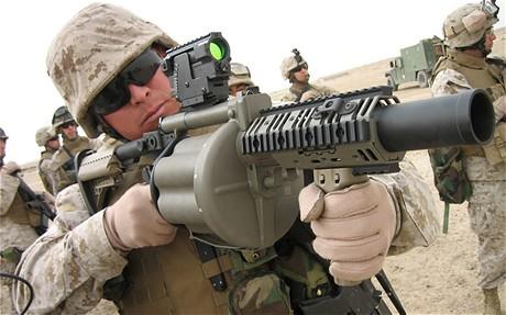 """Top 10 """"siêu"""" vũ khí của quân đội Mỹ"""