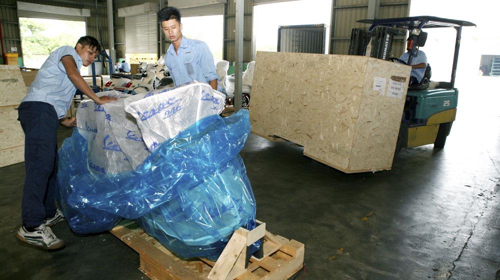 Xe tay ga đắt nhất thế giới bất ngờ về Việt Nam