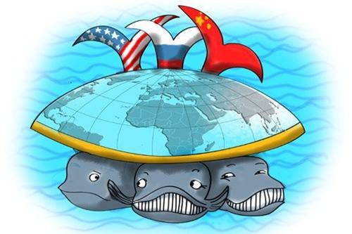 """Trung - Mỹ đua tranh, Nga thành """"ngư ông đắc lợi"""" - Ảnh 1"""