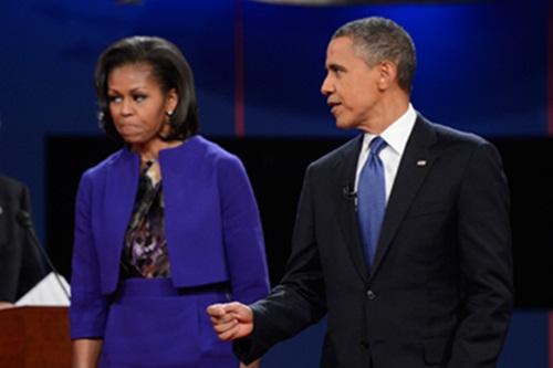 Vợ chồng Tổng thống Obama sắp ly hôn? - Ảnh 1