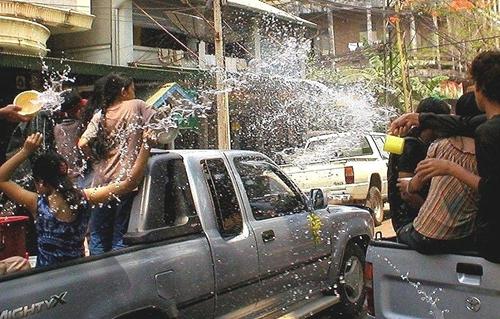 Tết té nước ở một số  nước Đông Nam Á  - Ảnh 6