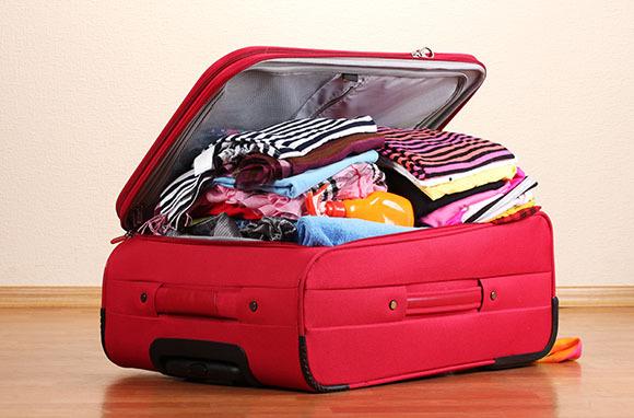 Kinh nghiệm đóng gói hành lý đúng quy định khi đi máy bay