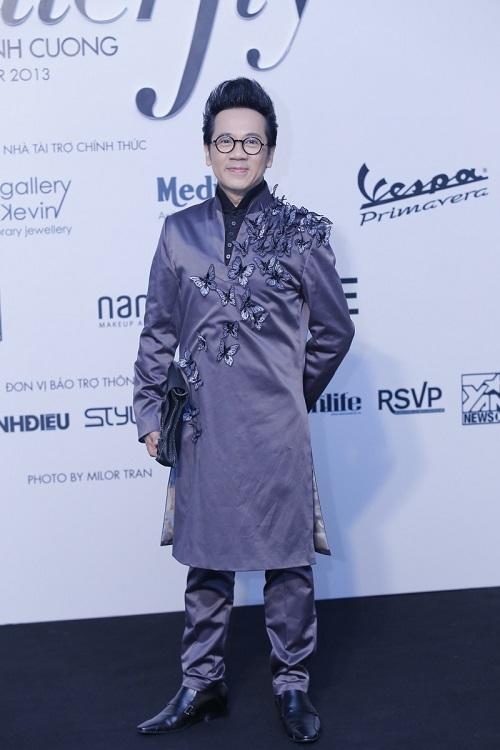 Đoan Trang vác bụng bầu 5 tháng đi xem thời trang-11