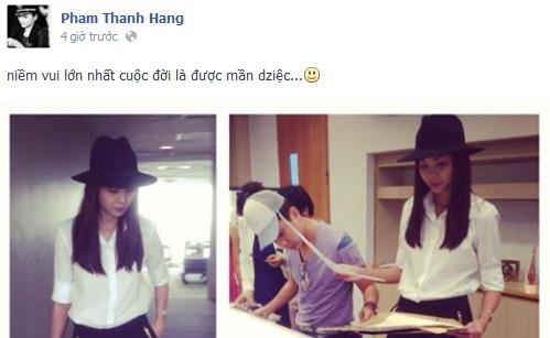 Sự kiện - Clip nóng: Thanh Hằng và Johnny Trí Nguyễn bị 'tông' xe (Hình 2).