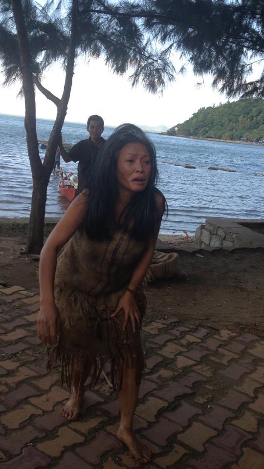 Phương Thanh Già Nua, Rách Rưới Đi Tìm Con