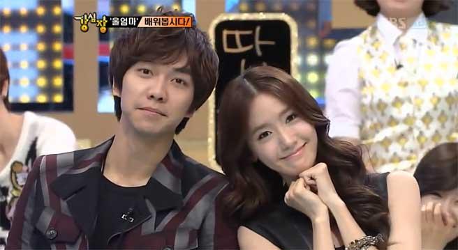 Yoona và Lee Seung Gi chưa bao giờ hẹn hò quá 1h đêm