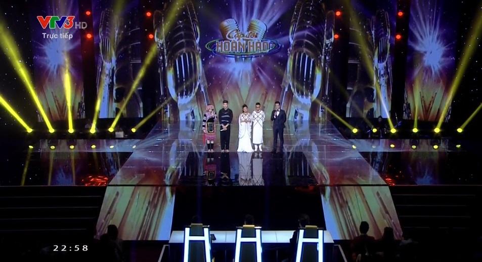 [TRỰC TIẾP VTV3] Liveshow 1 Cặp đôi hoàn hảo 2014