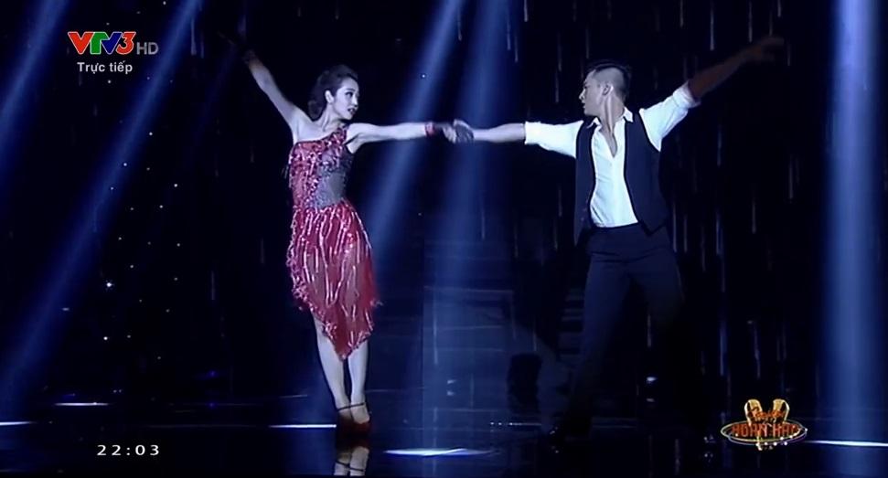 [TRỰC TIẾP] Cặp đôi hoàn hảo 2014 liveshow 2: Đêm dạ vũ
