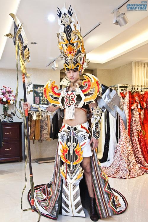 Hữu Vi tham gia Mister Global 2014 tại Thái Lan - Ảnh 3