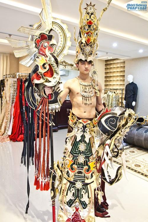 Hữu Vi tham gia Mister Global 2014 tại Thái Lan - Ảnh 7