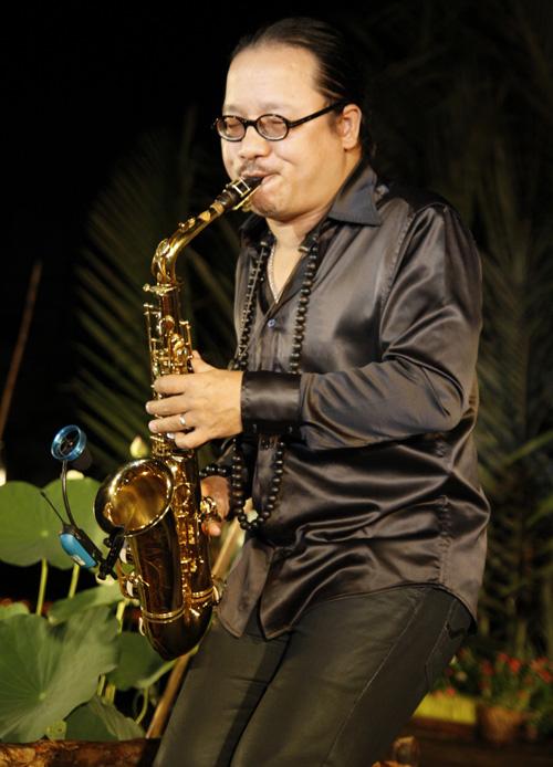 """Trần Mạnh Tuấn: """"Tôi đến với saxo chính là nhờ Trịnh Công Sơn"""""""