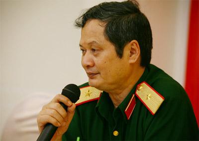 Thiếu tướng - Nhạc sĩ An Thuyên