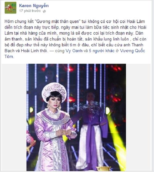 HH Thu Hoài tổ chức sinh nhật cho Hoài Lâm vì... hâm mộ