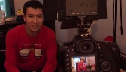 Hé lộ clip hậu trường làm Vlog của Toàn shinoda - JV