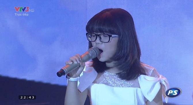 Trực tiếp Giọng hát Việt nhí vòng liveshow 2