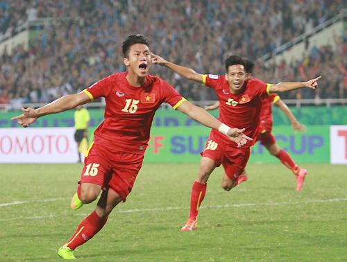Trực tiếp: Việt Nam - Lào( Bảng A - AFF Cup 2014)
