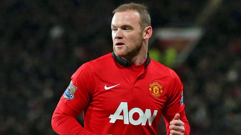 Wayne Rooney Juventus