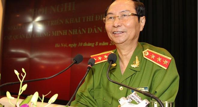 """Tướng Phạm Quý Ngọ từ trần, có đình chỉ vụ án """"lộ mật""""? - Ảnh 1"""