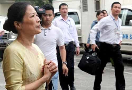 Vụ Dương Chí Dũng: Khổ như vợ... đại gia!