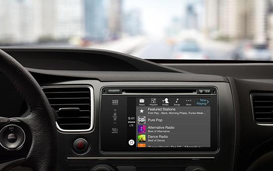 Sonata 2015 sẽ là xe Hyundai đầu tiên có Apple CarPlay