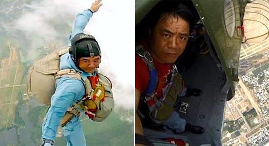 Xót xa những hình ảnh cuối của các nạn nhân máy bay rơi