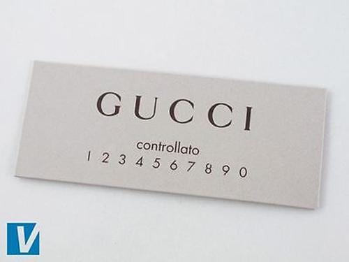 5 lưu ý tránh bẫy lừa khi mua hàng hiệu Gucci