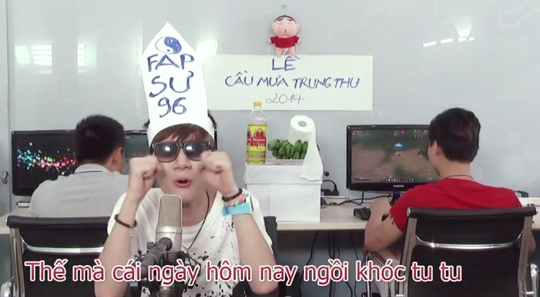 Video nhạc chế: Liên khúc Trung thu của LEG khiến triệu người mê