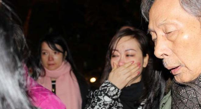 Vụ Dương Chí Dũng: Chồng lĩnh án tử,  vợ khóc ngất - Ảnh 1