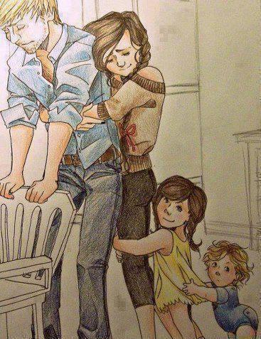 Bộ ảnh cảm động về tình yêu gia đình khiến nhiều người thổn thức