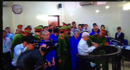 """Phúc thẩm vụ án """"bầu"""" Kiên: Huỳnh Thị Huyền Như được triệu tập"""